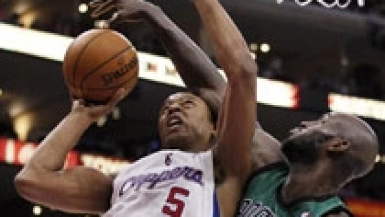 Clippers shkatërrojnë Boston Celtics