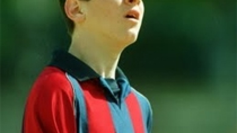 Messi nuk ia kishte mbushur syrin ish-agjentit të tij