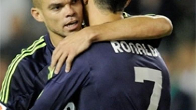 Pepe: Ronaldo do të qëndrojë, nuk e di për Mourinhon!