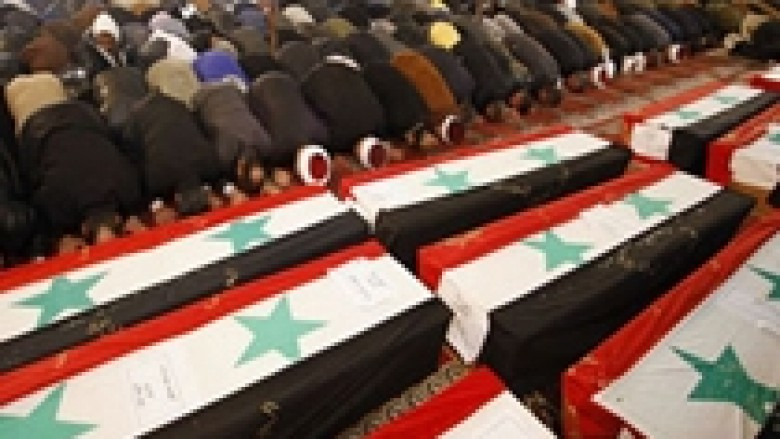 Siri, 400 të vrarë gjatë një dite