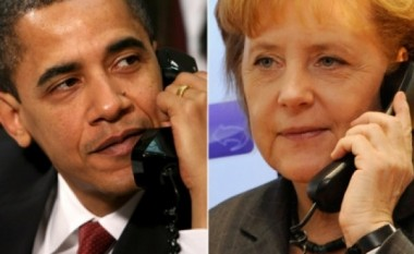 Telefonata e fundit e Obamas me mikeshën e madhe, Angela Merkel
