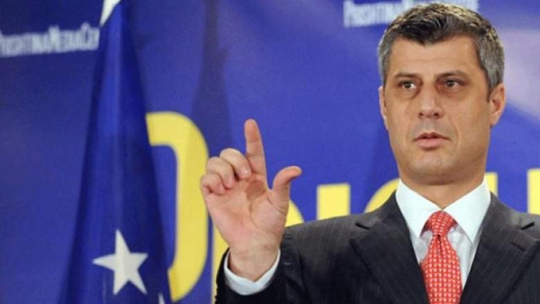 Thaçi: Synim i Qeverisë për sivjet, MSA dhe liberalizimi i vizave
