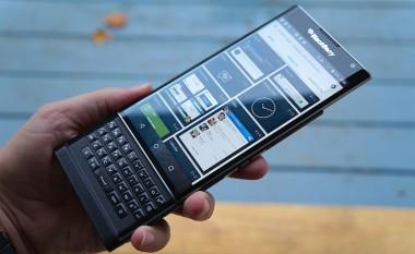 BlackBerry bën gati modelin e ri të telefonit – Mercury