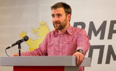 Dimovski e quan Shkëndijën ekip i Zaevit (Foto)