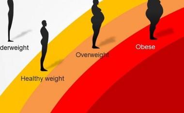 Bie poshtë teoria për peshën ideale!