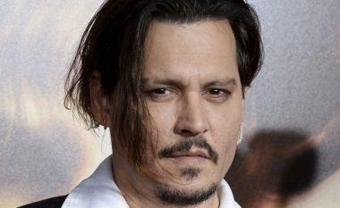 Johnny Depp, aktori më i paguar i vitit