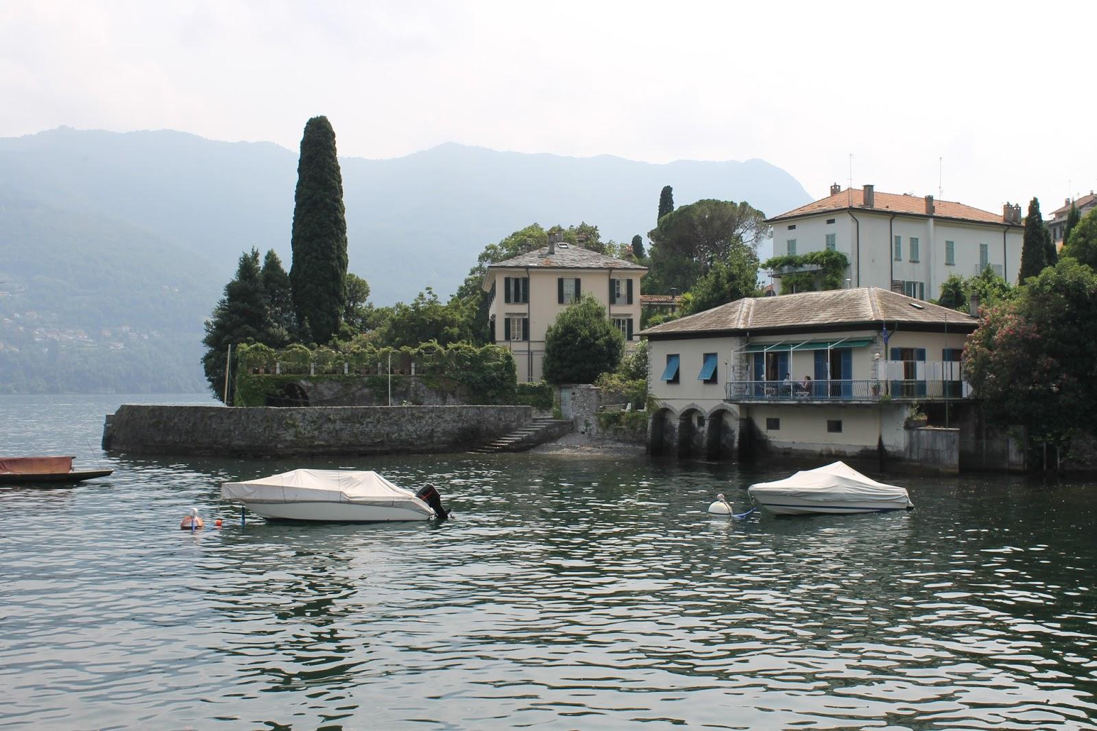 George Clooney (Vila Oleandra, Itali)