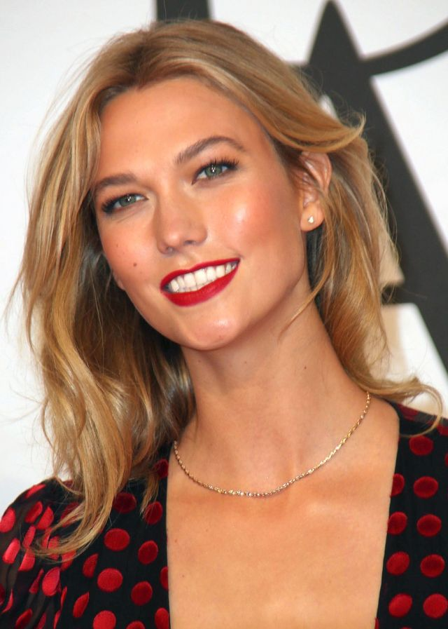 June 1, 2015 - New York, New York, U.S. - KARLIE KLOSS attends the 2015 CFDA Fashion Awards.Alice Tully Hall, NYC.June 1, 2015.Photos by , Photos Inc 2015., Image: 247275726, License: Rights-managed, Restrictions: , Model Release: no, Credit line: Profimedia, Zuma Press - Entertaiment