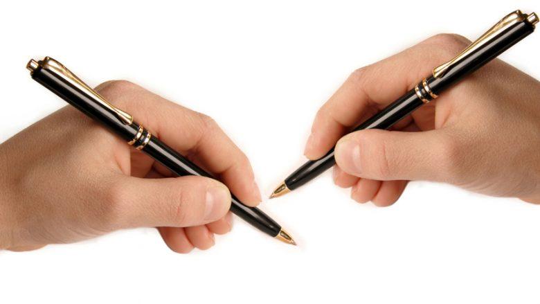 Dora me të cilën shkruajmë ndikon në vendimet tona
