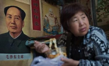 Diktatura në Kinë, heshtet 50 vjetori i revolucionit kulturor