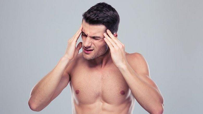 Masazhi efikas që eliminon shpejt dhembjen e kokës (video)