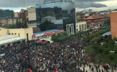 3 vite nga protesta e gazetarëve për lirinë e Kezharovskit (Video)