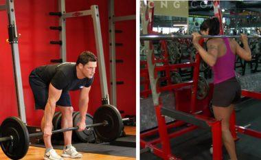 Tri lëvizje për këmbë të fuqishme dhe superiore (video)
