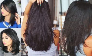Metoda natyrale për rritjen e shpejtë të flokëve