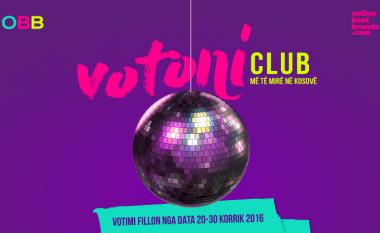 OBB Online Best Brands – Votimi per Clubs
