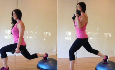 Gjashtë ushtrime për një trup tërheqës