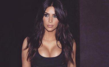Fotografi e rrallë, Kim Kardashian në ditën e parë të shkollës (Foto)
