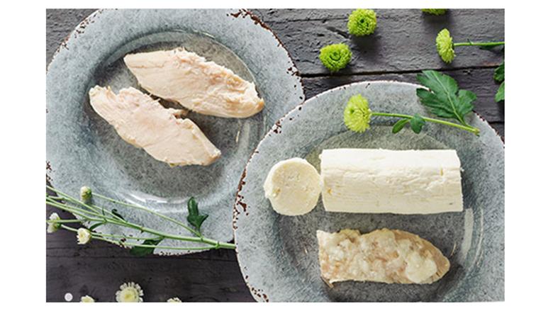 Gjalpë me djathë dhie të freskët