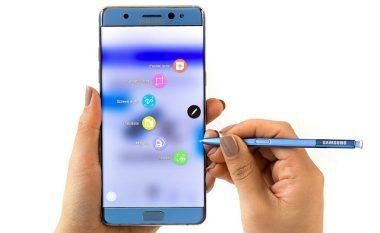 Pronarët e Galaxy Note 7 mund ta ndërrojnë telefonin e tyre me Note 8 ose Galaxy S8