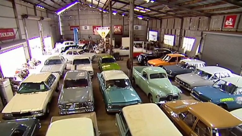 Del në shitje koleksioni i rrallë i 60 veturave klasike (Foto)
