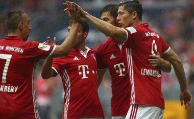 Bayerni tutje në Kupë (Video)