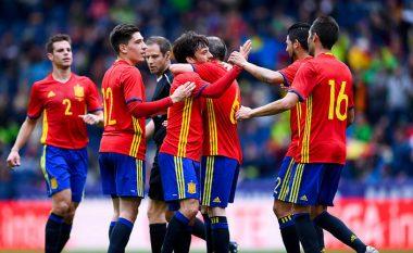 Spanja zbulon listën, Barcelona ka vetëm dy lojtarë në listë