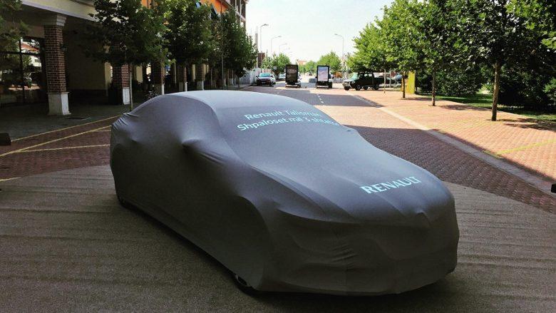 I gatshëm të mahnitë Prishtinën, Renault Talisman shpaloset sot në orën 12:00 (Foto)