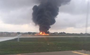 Maltë: Personat në aeroplanin e rrëzuar nuk janë anëtarë të Frontex-it