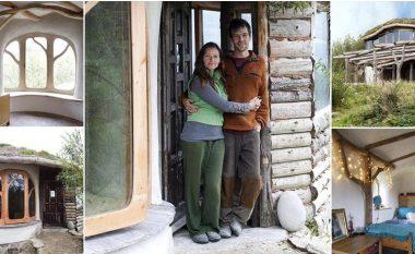 Mësoni si duhet ndërtuar një shtëpi e bukur dhe që kushton pak (Foto/Video)