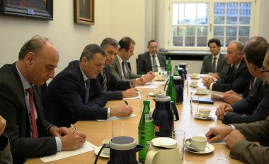 Një delegacion nga sistemi prokurorial i Kosovës po qëndrojnë për vizitë pune në Gjermani