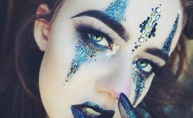 Ide të mahnitshme makijazhi për Halloween, të marra nga Instagrami (Foto)