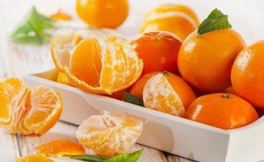 Portokall apo mandarinë? Cili është më i mirë për shëndetin?