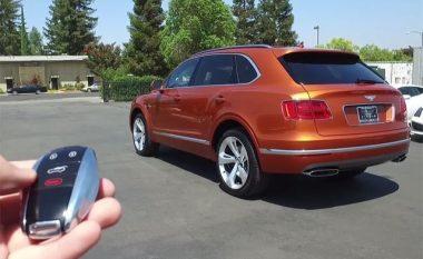 Bentley Bentayga që lansohet më 2017 do të ketë çmim mjaftë të lartë (Video)