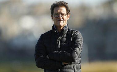 Capello flet për mundësitë që të jetë trajner i Interit