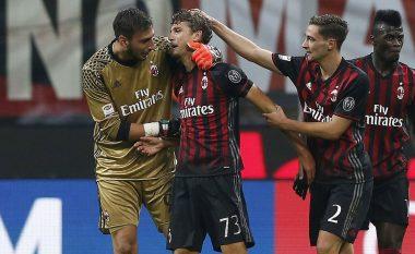 Genoa – Milan, formacionet e mundshme