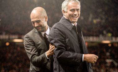 Guardiola i kënaqur me paraqitjen ndaj Unitedit përkundër humbjes
