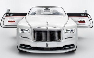 Edicion i limituar i Rolls-Royce Down, me nivel të lartë mode (Foto)