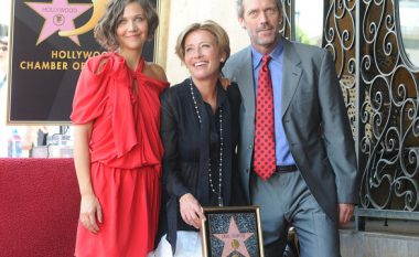 """""""Dr. House"""" nderohet me yll në Bulevardin e Famës (Foto)"""
