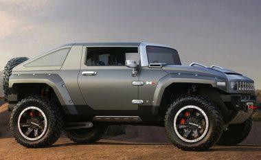 Kërkohet kthimi i modelit Hummer (Foto)