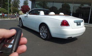 Ky është çmimi i Rolls-Royce Down që lansohet gjatë këtij viti (Video)