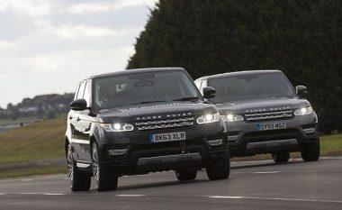 Land Rover dhe Ford, me vetura që vetëvoziten dhe 'flasin' me njëra-tjetrën
