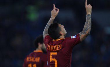 Roma mposht Sassuolon (Video)
