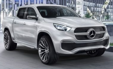 Mercedes-Benz publikon konceptin e modelit X-Class (Video)