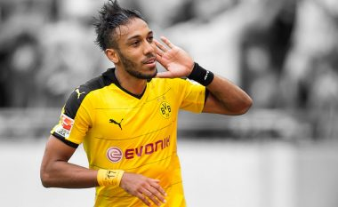 Dortmundi i vendos çmimin Aubameyangut