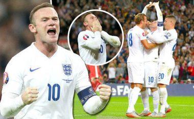 Karikatura e ditës i dedikohet Rooneyt (Foto)