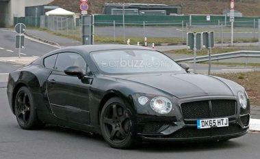 Spiunohet Bentley i ri që pritet t'i ketë 600 kuaj-fuqi (Foto)