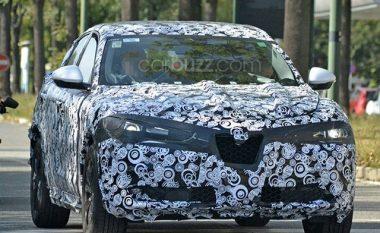 Spiunohet modeli Stelvio nga Alfa Romeo (Foto)