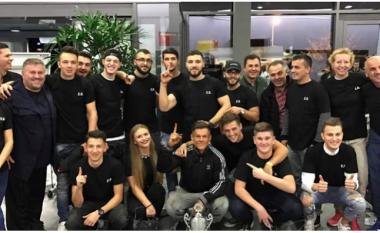 Shqiptari nga Tetova, shpallet kampion në Zvicër