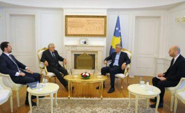 Thaçi: Politika në Serbi të jetë pjesë e zgjidhjes së çështjes së të pagjeturve, jo pengesë