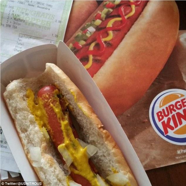 Hot-dog që lë shumë për të dëshiruar